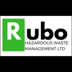 RUBO - HAZARDOUS WASTE MANAGEMENT LTD. logo on Dsposal